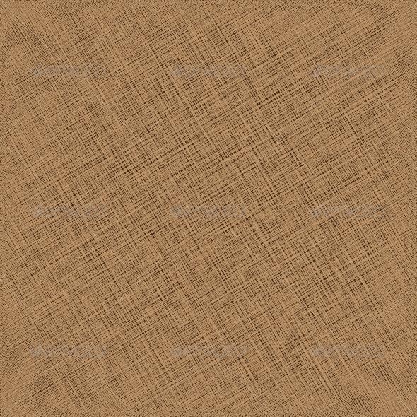 Brown Canvas Texture - Backgrounds Decorative