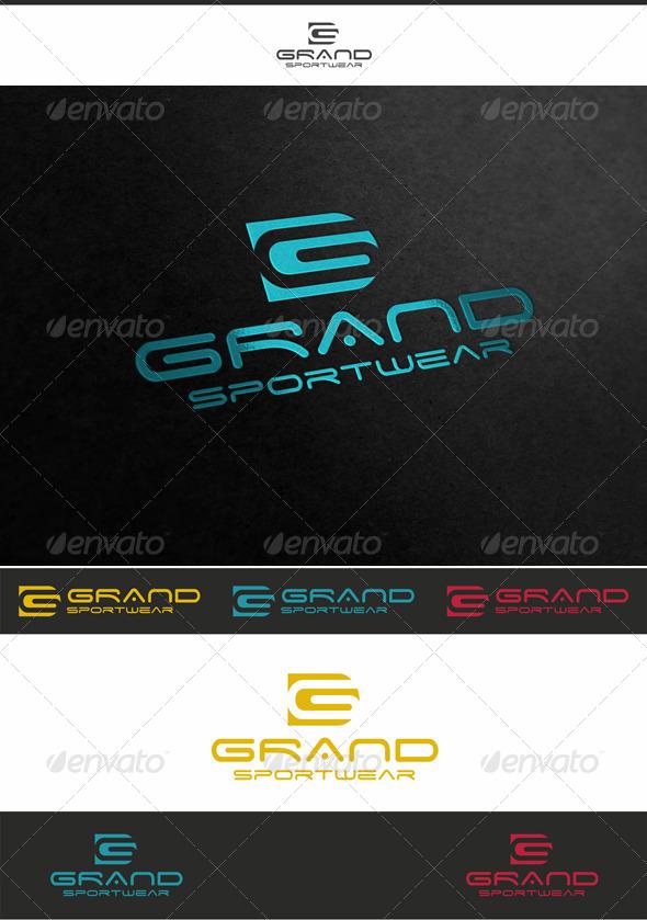 Letter G Logo - Grand - Letters Logo Templates