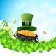 Saint Patricks Day Background - GraphicRiver Item for Sale