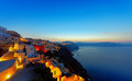 Oia before sunrise - PhotoDune Item for Sale