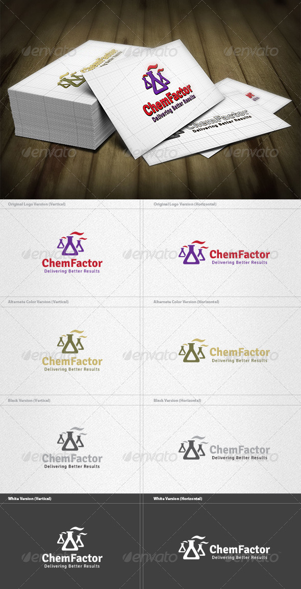 Chemical Industry Logo - Symbols Logo Templates