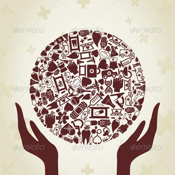 Hand Medicine 2 - People Characters