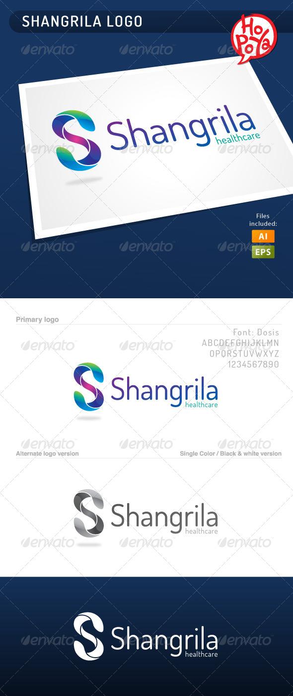 Shangrila Logo - Letters Logo Templates
