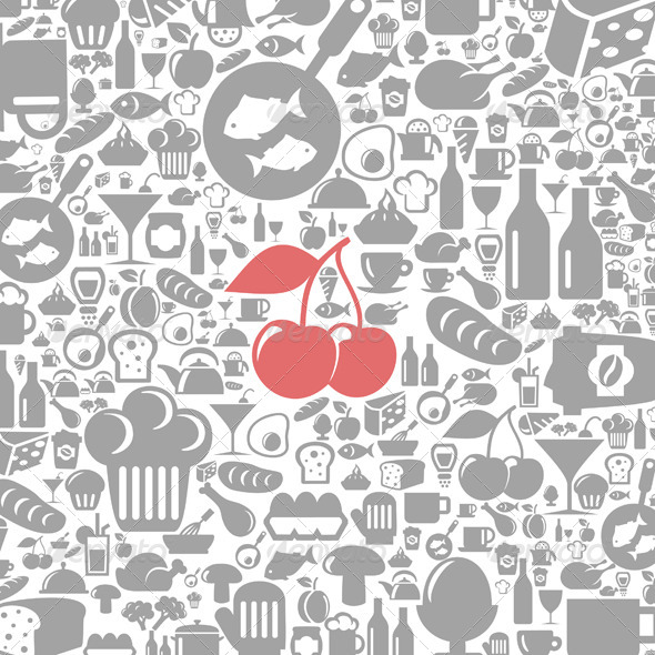 Meal a Background 4 - Miscellaneous Vectors