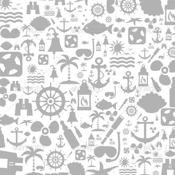 Sea a Background - Miscellaneous Vectors