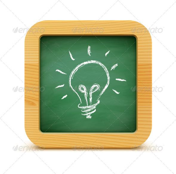 Idea Concept - Conceptual Vectors