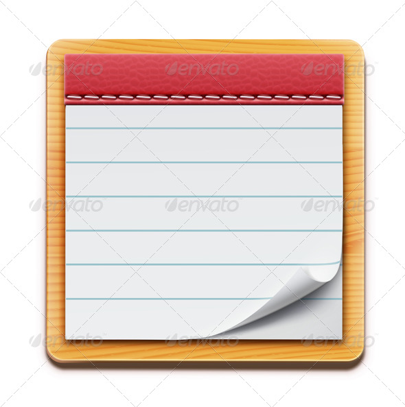 Notepad  - Business Conceptual