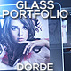 Glass Portfolio Gallery - VideoHive Item for Sale