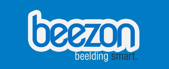 Logo beezon blue