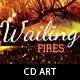 Wailing Fire CD Cover Art Template