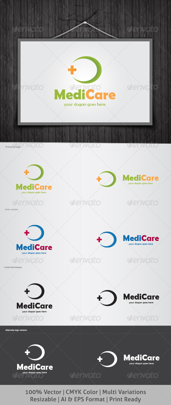 Medicare Logo - Humans Logo Templates
