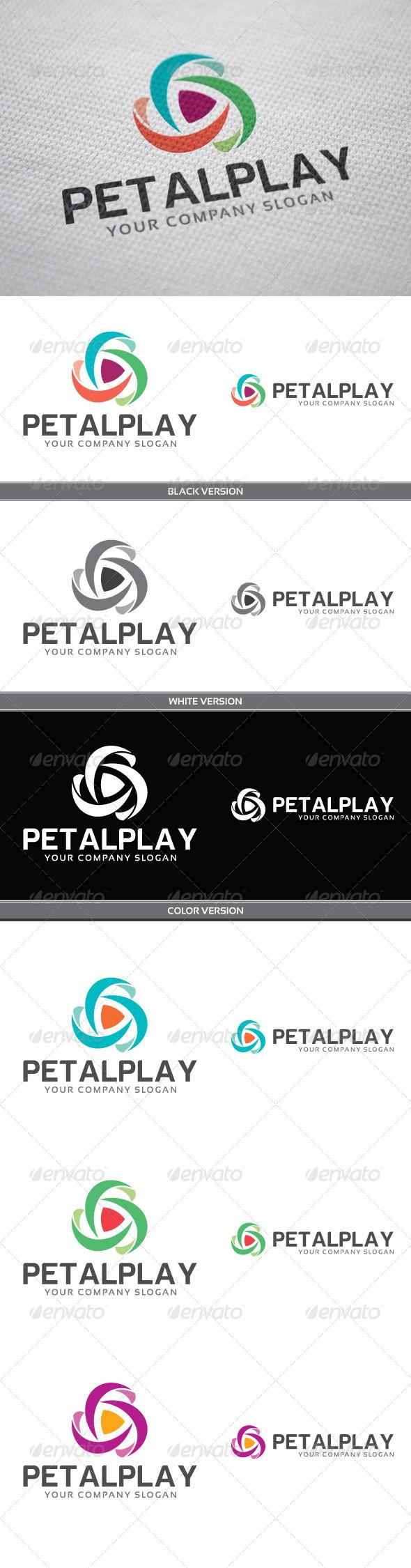 PetalPlay - Symbols Logo Templates