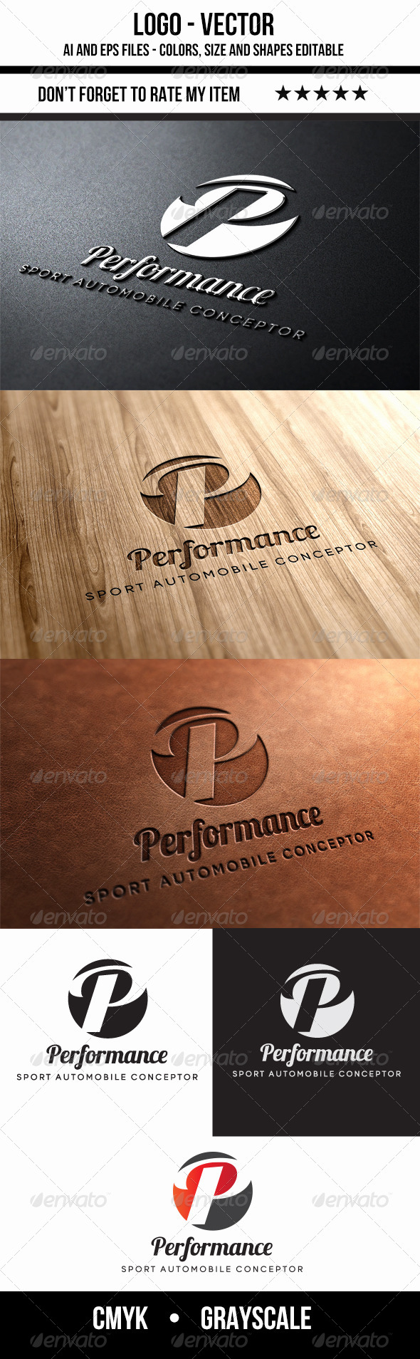 Classy Logo - Letters Logo Templates