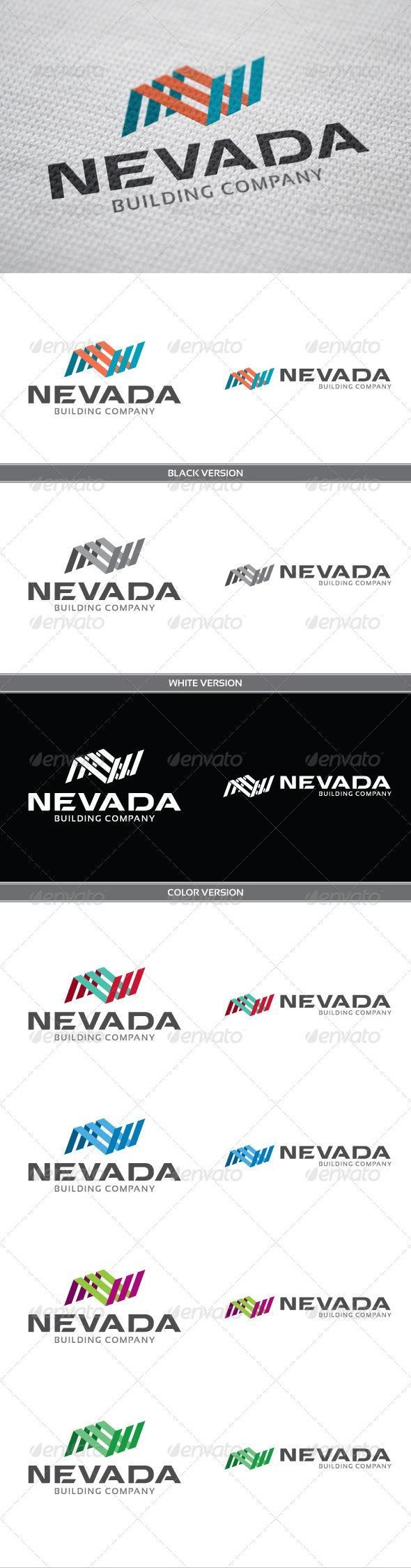 Nevada - Letters Logo Templates