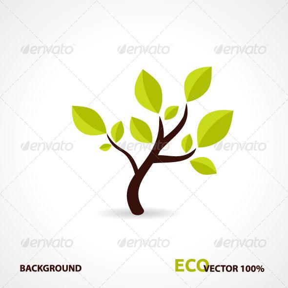 Eco Tech - Nature Conceptual