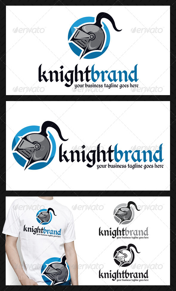 Knight Logo Template - Humans Logo Templates
