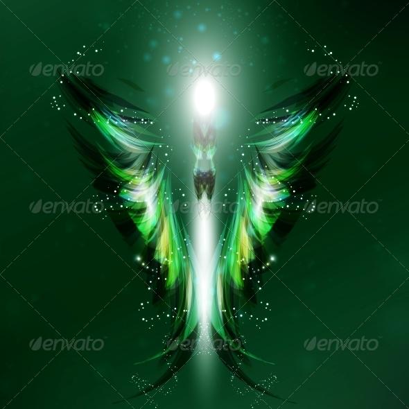 Angel  - Religion Conceptual