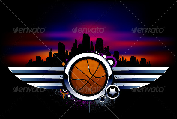 Sport Background - Vectors