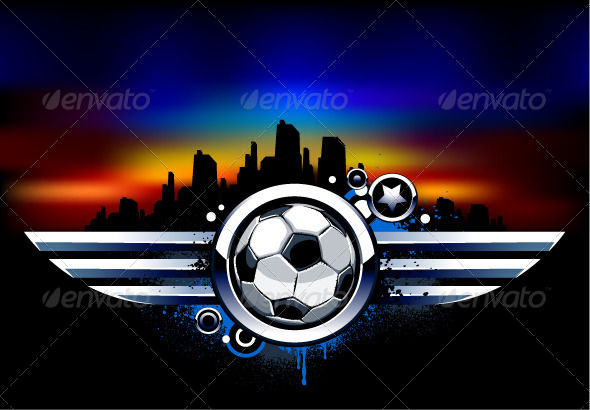 Sport Background - Vectors