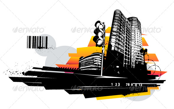 Urban Design - Vectors