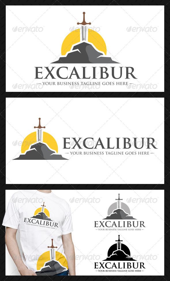 Excalibur Studio Logo Template - Objects Logo Templates