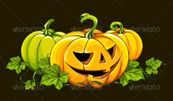 Halloween Picture - Vectors