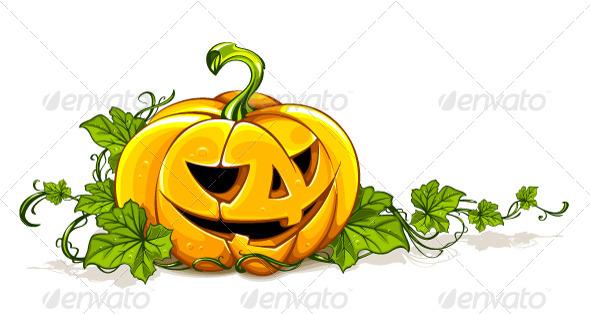 Halloween Picture - Vectors