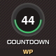 MyCountdown – WordPress Coming Soon Page  Nulled