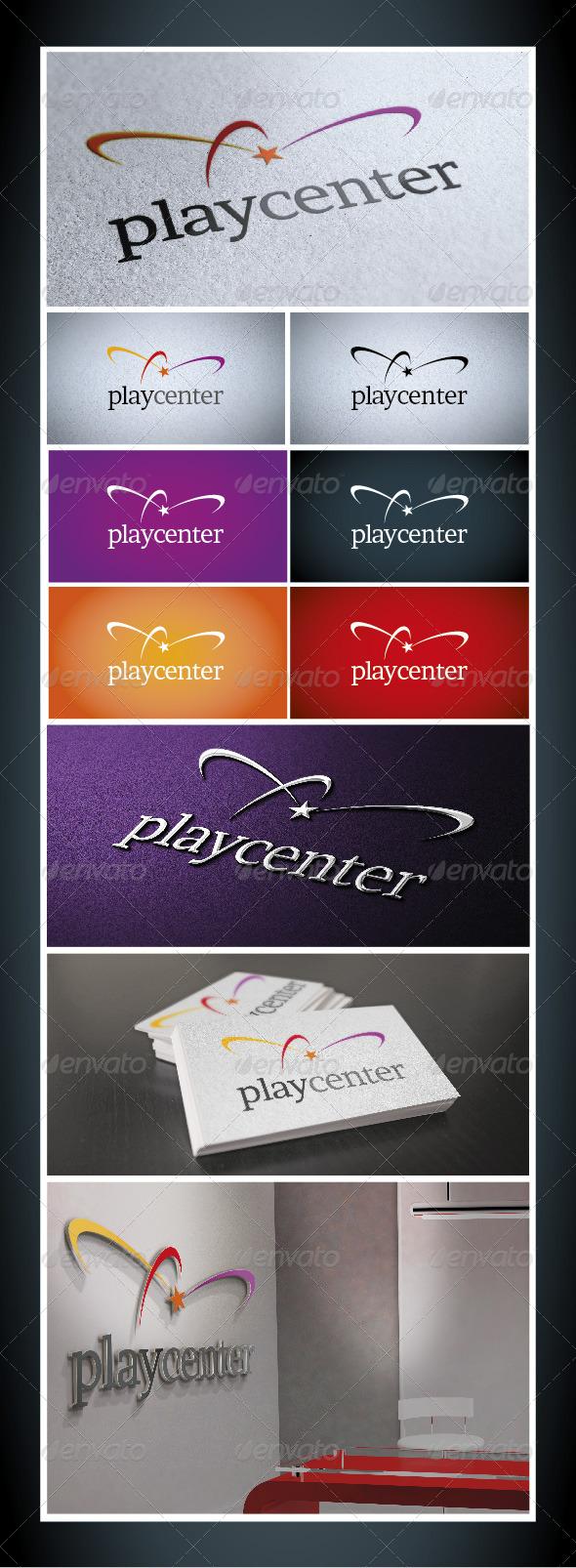 Play Center Logo Templates - Logo Templates