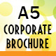 A5 Corporate Brochure / Catalogue - GraphicRiver Item for Sale