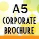 A5 Corporate Brochure / Catalogue - GraphicRiver Item for Sale