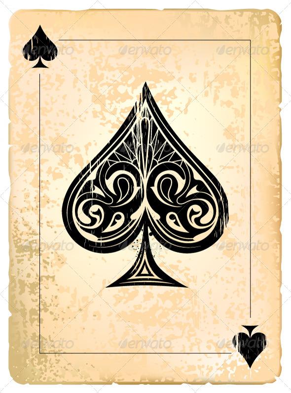 Ace of Spades - Vectors