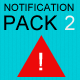 Notification Application Soundpack 2  - AudioJungle Item for Sale