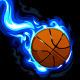 Burning Basketball - GraphicRiver Item for Sale