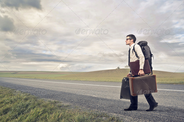 Travelling - Stock Photo - Images