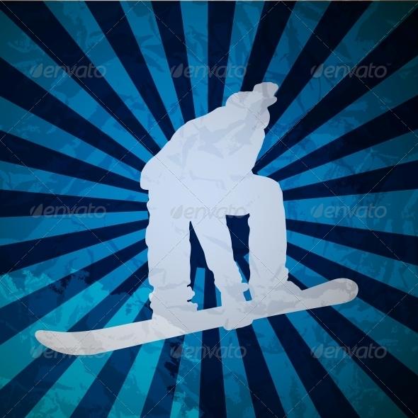 Snowboarding - Miscellaneous Vectors