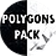 Clean Polygons 4K Pack - VideoHive Item for Sale