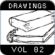 Hand Drawing Vol 02 - GraphicRiver Item for Sale