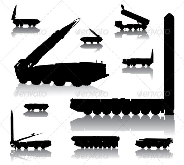 Launcher Set - Travel Conceptual