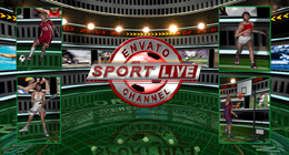 Broadcast Design - sport  Open