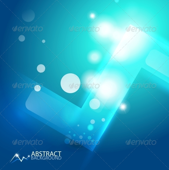 Vector Abstract Geometric Background - Miscellaneous Vectors