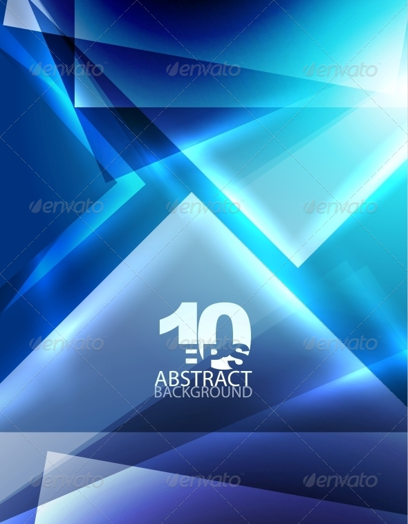 Abstract Geometric Background - Miscellaneous Vectors