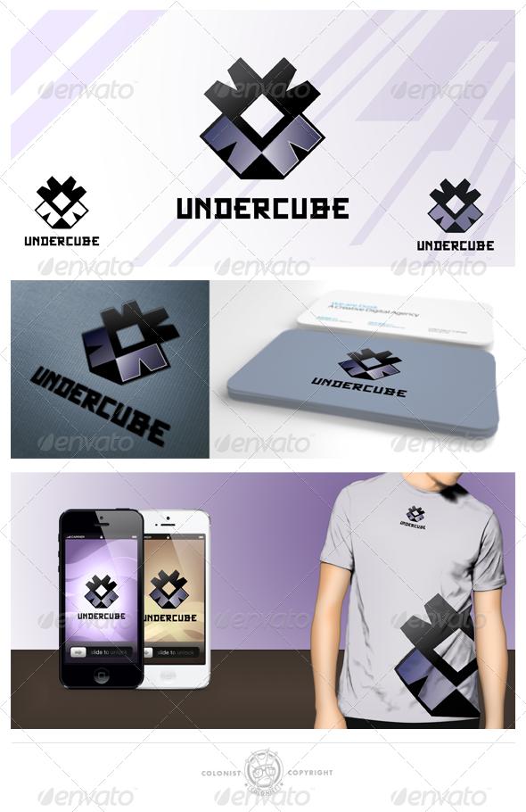 Undecube Logo - Symbols Logo Templates