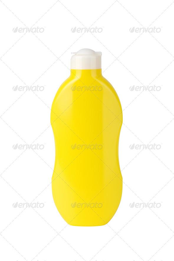 gel, shampoo - Stock Photo - Images
