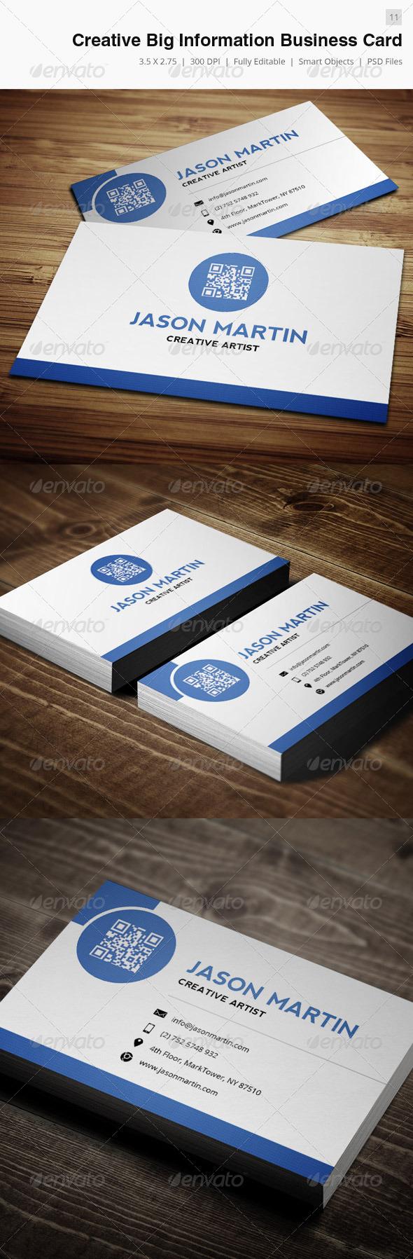Corporate Business Card - 12 - Corporate Business Cards