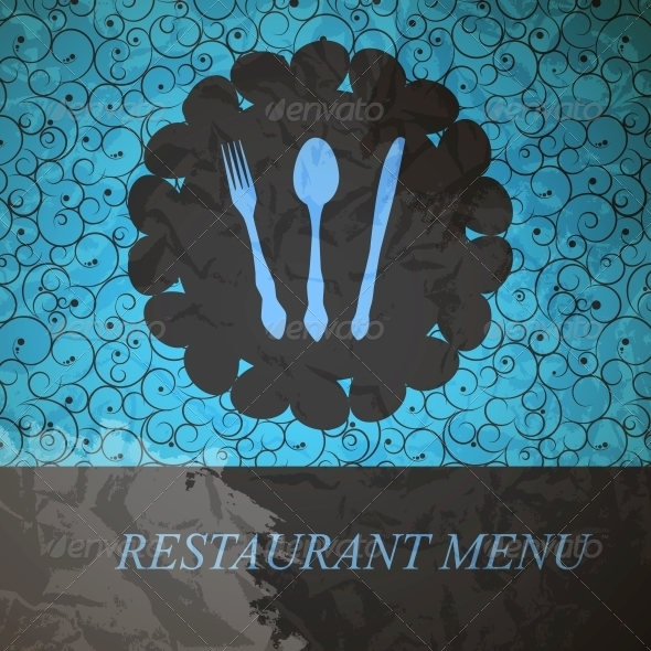 The Concept of Restaurant Menu. - Miscellaneous Vectors