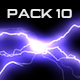 Binary Lightning (Pack of 10) - VideoHive Item for Sale