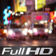 NYC Time Square Traffic Motion Blur 2 - VideoHive Item for Sale