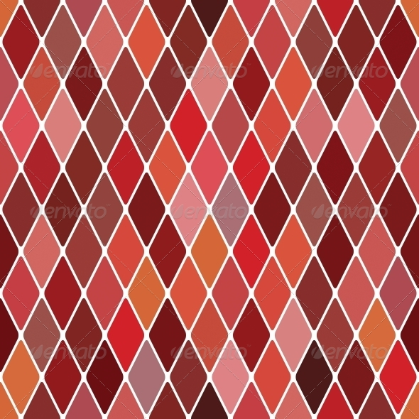 Harlequine autumnal background - Abstract Textures