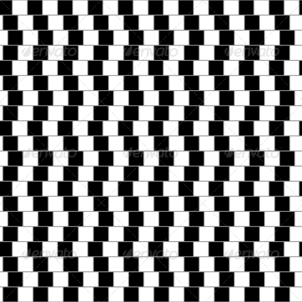 Gregory's Optical Illusion - Patterns Backgrounds